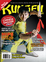 Kung Fu Tai Chi Magazine January/February 2011