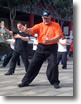 Jan 20, 2008: Tai Chi Training